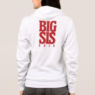 Big sis 2016 hoodie