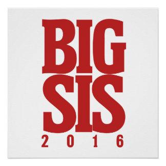 Big sis 2016 poster
