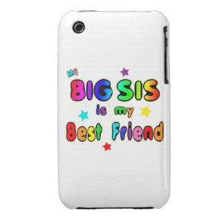 Big Sis Best Friend iPhone 3 Case-Mate Cases