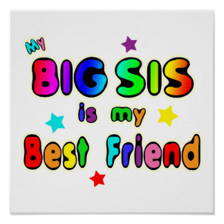 Big Sis Best Friend Poster