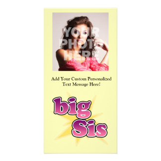Big Sis Card
