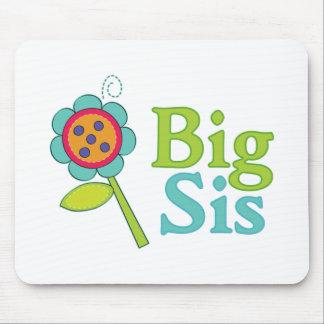 Big Sis Cute Flower 1 Mouse Pad