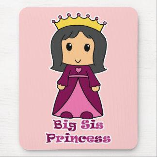 Big Sis Princess Mouse Pad