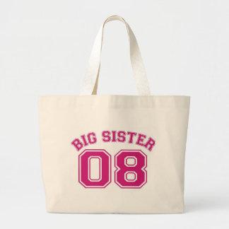 big sister 08 tote bags