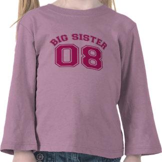 big sister 08 tee shirt
