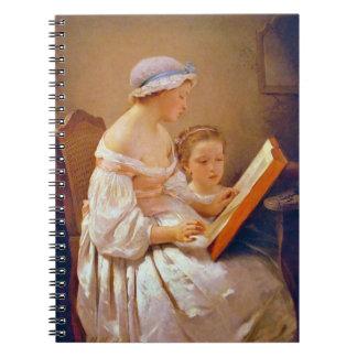 Big Sister 1850 Spiral Notebook