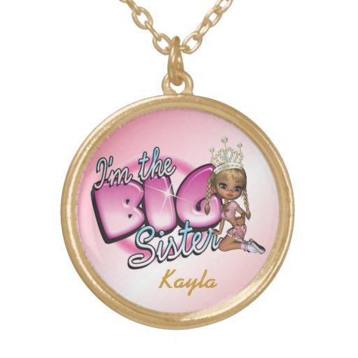 Big Sister 6 Necklace