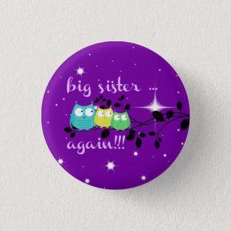 Big Sister ... AGAIN!!!  button! Button