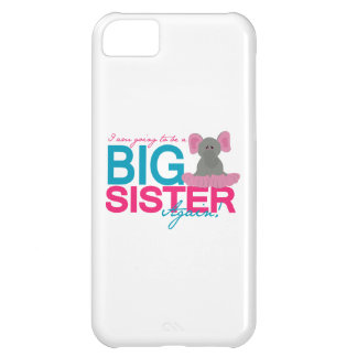 Big Sister Again Elephant iPhone 5C Cover