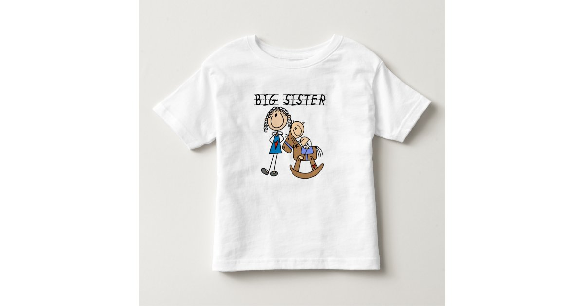 Big Sister Baby Brother T Shirts And Gifts Zazzle Com