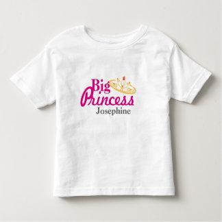 big sister BABY SHOWER matching gift set Tee Shirt