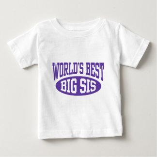 Big Sister Baby T-Shirt