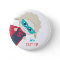 Big sister Badge Button