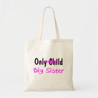 Big Sister Canvas Bag