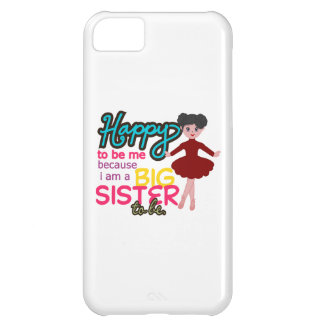 Big Sister Ballerina iPhone 5C Cover