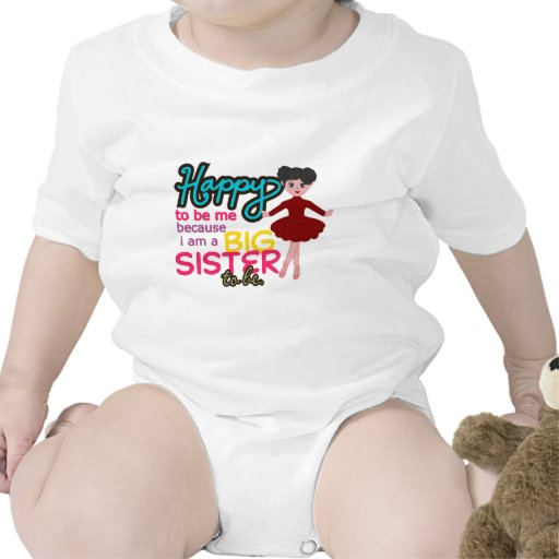 Big Sister Ballerina Tshirts