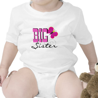 Big Sister Butterfly Tshirts and Gifts