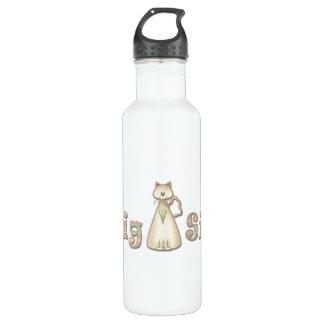 Big Sister Cat Water Bottle
