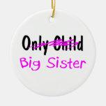 Big Sister Christmas Tree Ornaments