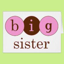 Big Sister - Circles Card