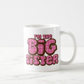 Big Sister Classic White Coffee Mug