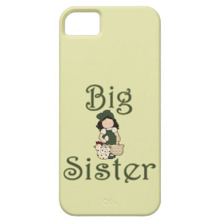 Big Sister Country Girl Hen iPhone SE/5/5s Case