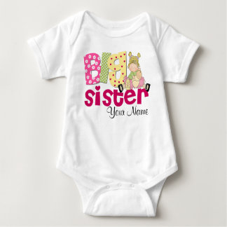 Big Sister Doll Personalized T-shirt