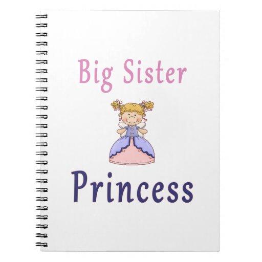 Big Sister Fairy Princess Journal