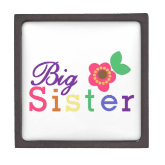 Big Sister Gift Box