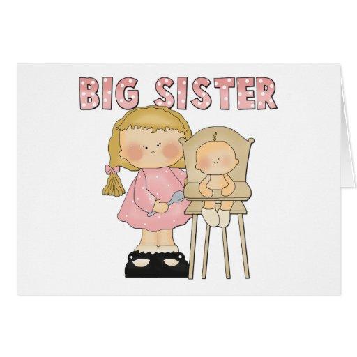Big Sister Gift Card