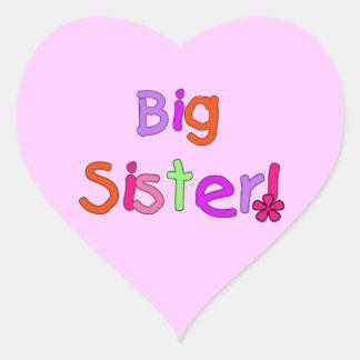 Big Sister Gifts Sticker