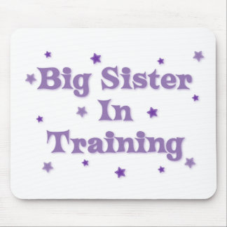 Big Sister In Training Mouse Pad