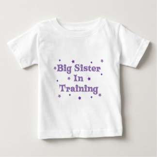 Big Sister In Training T Shirt