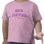 Big Sister, in training T-shirt