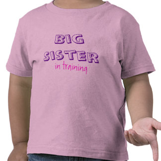 Big Sister, in training T-shirt