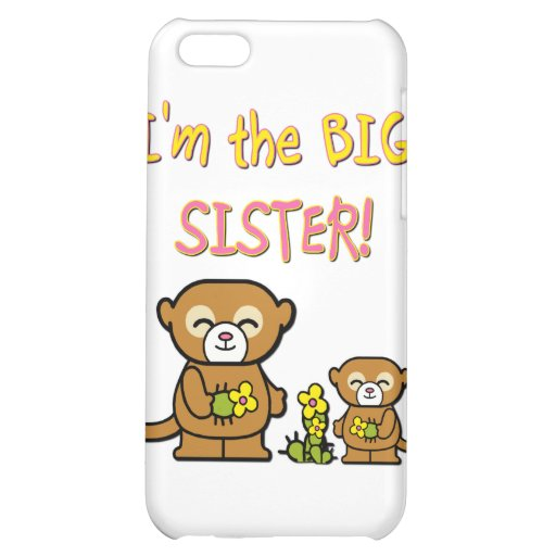 Big Sister iPhone 5C Cover