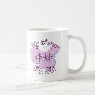 Big Sister Jie Jie (Chinese) Classic White Coffee Mug