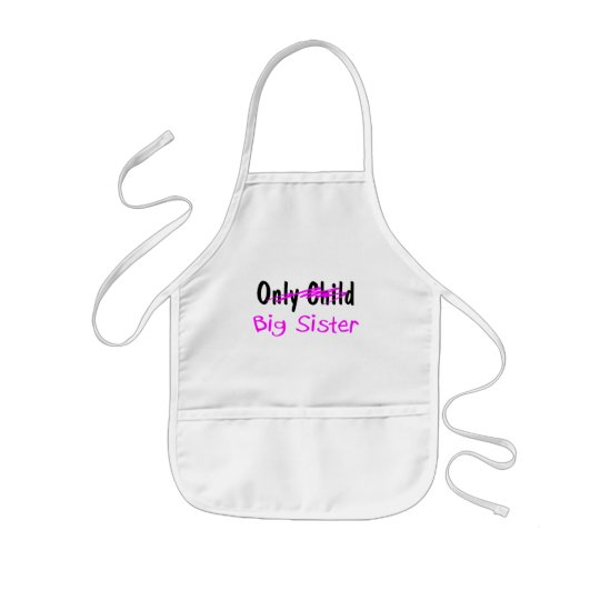 Big Sister Kids' Apron