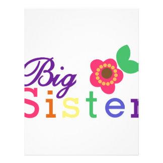 Big Sister Letterhead