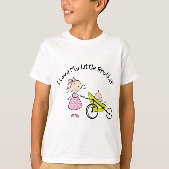 big sister little baby brother T-Shirt