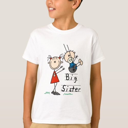 Big Sister Little Brother T_shirts and Gifts