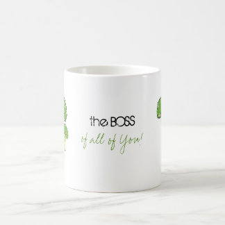 Big Sister - little sibling broccoli Coffee Mug