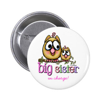 Big Sister little Sis Buttons