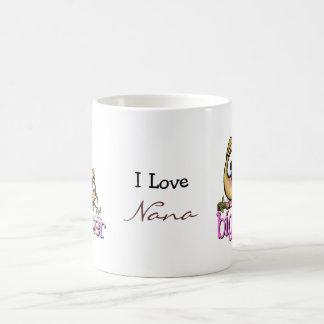 Big Sister Little Sister Owls Classic White Coffee Mug