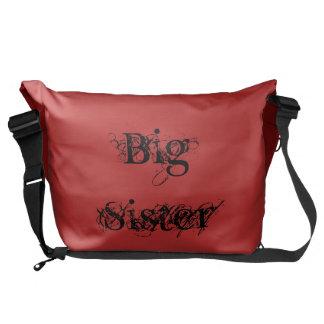 Big Sister Messenger Bags
