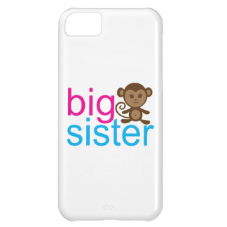 Big Sister Monkey iPhone 5C Cover