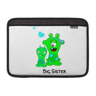 Big Sister Monster Sleeve For MacBook Air