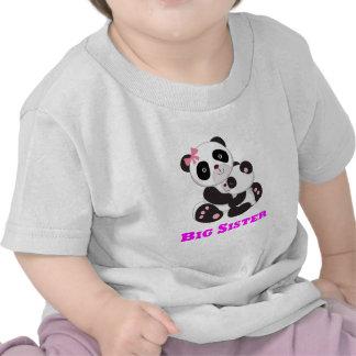 Big Sister Panda Tshirts