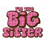Big Sister Post Card