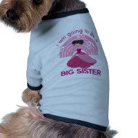 Big Sister Princess Doggie Tshirt